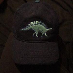 Cat and Jack baseball cap with dinosaur